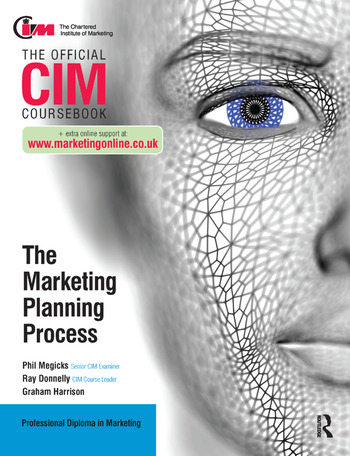 CIM Coursebook: The Marketing Planning Process book cover