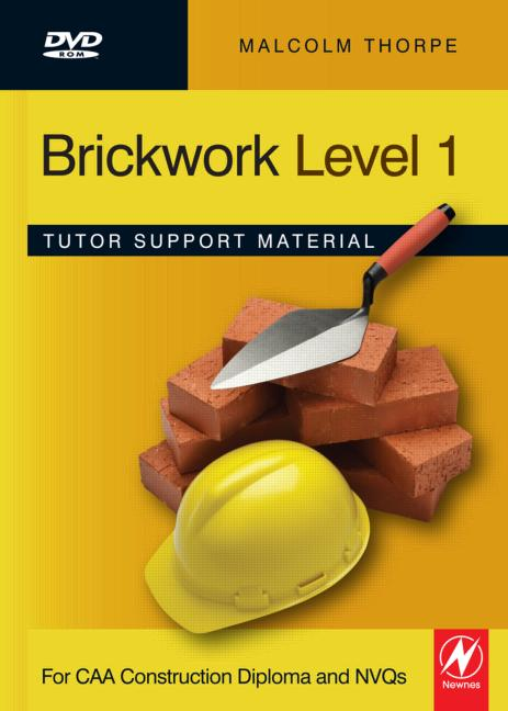 Brickwork Level 1 Tutor Support Material book cover