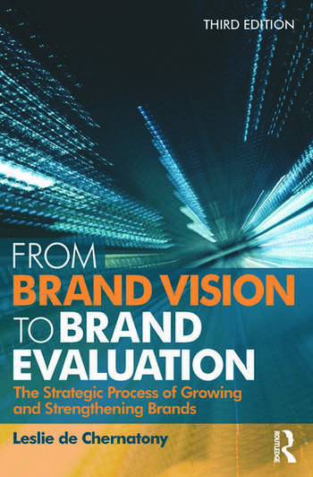 From Brand Vision to Brand Evaluation book cover