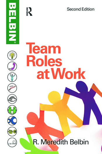 Team Roles at Work book cover