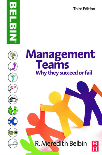 Management Teams book cover