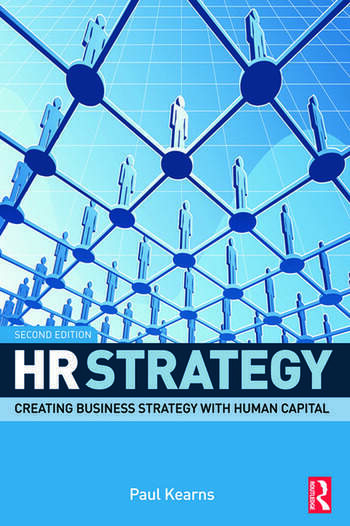 HR Strategy book cover