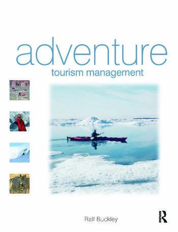 Adventure Tourism Management book cover