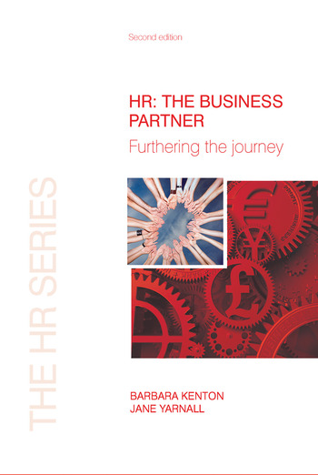 HR: The Business Partner book cover