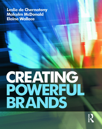 Creating Powerful Brands book cover