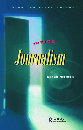 Inside Journalism book cover