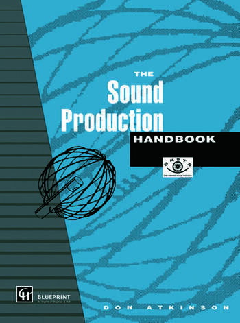 The Sound Production Handbook book cover