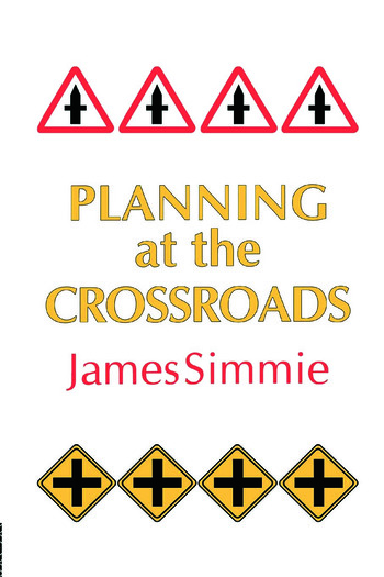 Planning At The Crossroads book cover