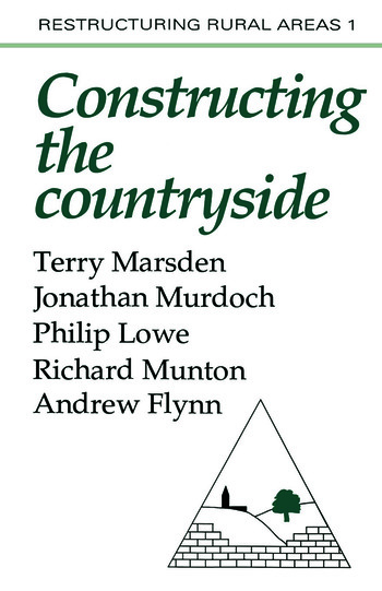 Constructuring The Countryside An Approach To Rural Development book cover