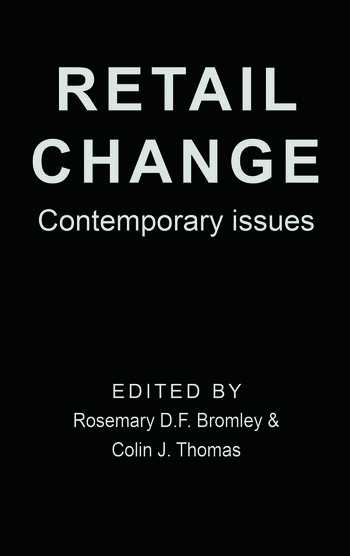 Retail Change Contemporary Issues book cover