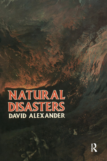 Natural Disasters book cover