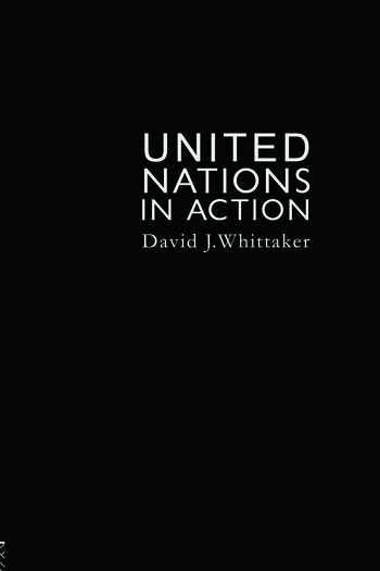 The United Nations In Action book cover