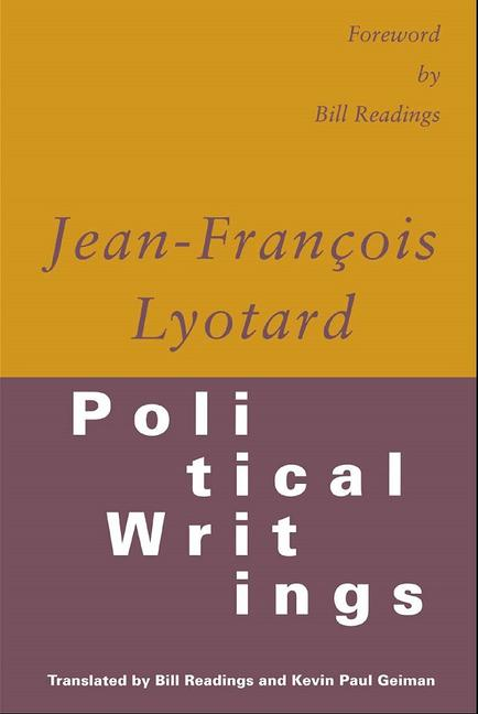 Political Writings book cover