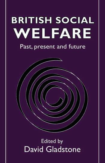 British Social Welfare book cover