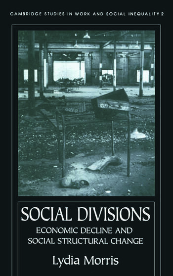 Social Divisions book cover