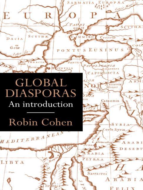 Global Diasporas An Introduction book cover