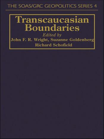 Transcaucasian Boundaries book cover