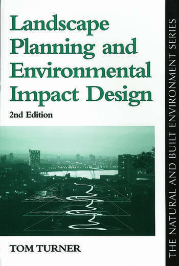Landscape Planning And Environmental Impact Design book cover