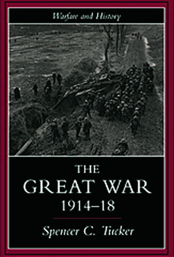 The Great War, 1914-1918 book cover
