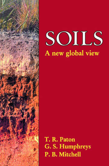 Soils A New Global View book cover
