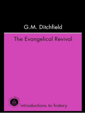 The Evangelical Revival book cover