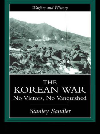 The Korean War An Interpretative History book cover