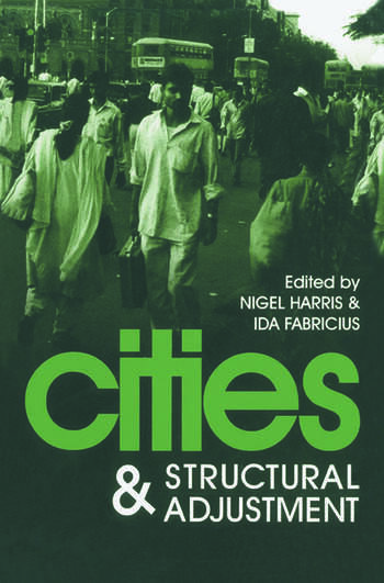 Cities And Structural Adjustment book cover