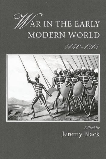 War In The Early Modern World, 1450-1815 book cover