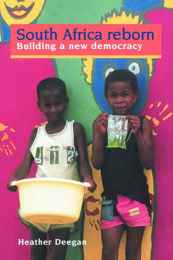 South Africa Reborn: Building A New Democracy book cover