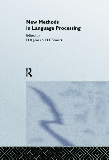 New Methods In Language Processing book cover