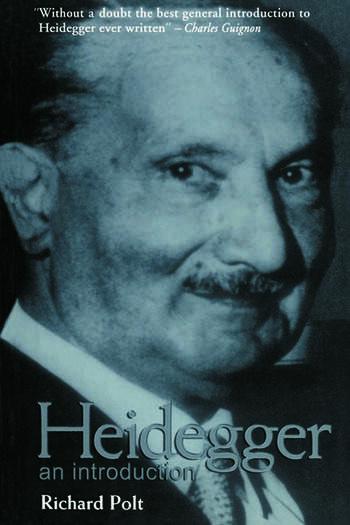 Heidegger An Introduction book cover