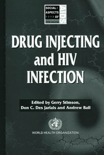Drug Injecting and HIV Infection book cover