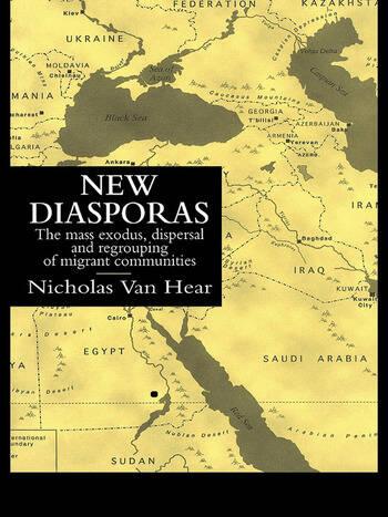 New Diasporas book cover