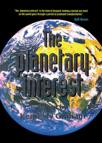 The Planetary Interest book cover