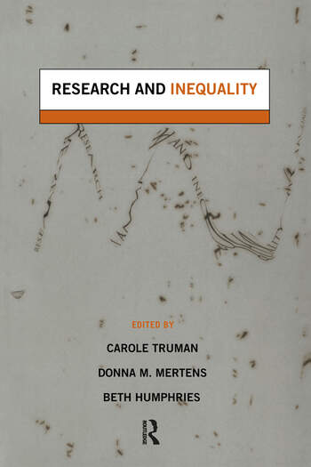 Research and Inequality book cover