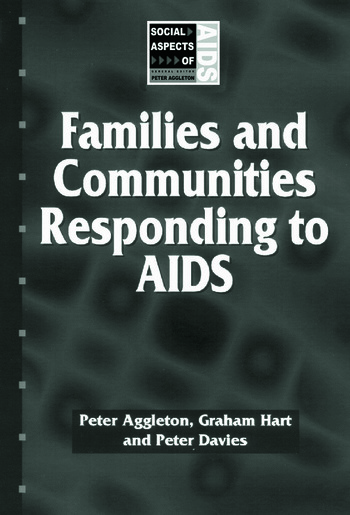 Families and Communities Responding to AIDS book cover