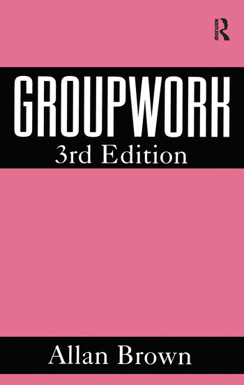 Groupwork book cover