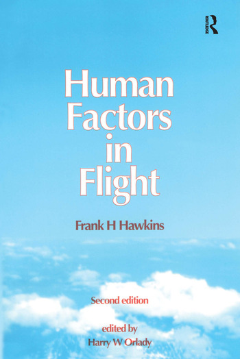 Human Factors in Flight book cover