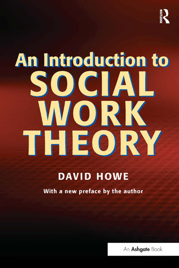 An Introduction to Social Work Theory book cover