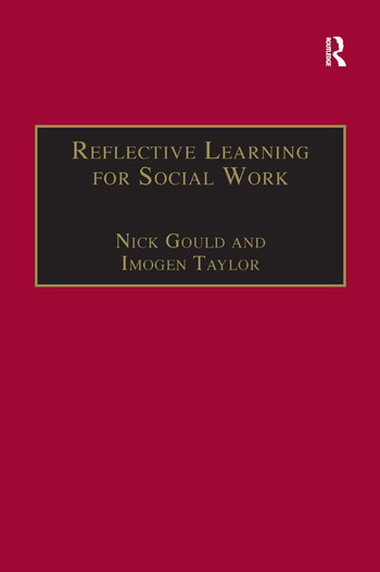 Reflective Learning for Social Work Research, Theory and Practice book cover