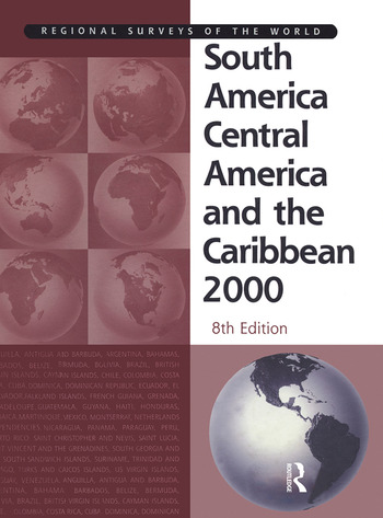 South America 2000 book cover
