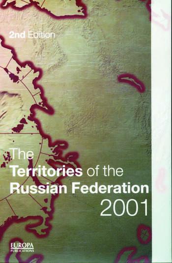 Territories Russian Federtn E2 book cover