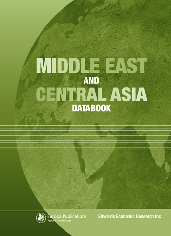 The Middle East and Central Asia Databook book cover