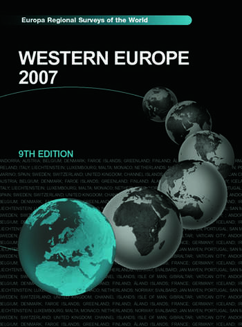 Western Europe 2007 book cover