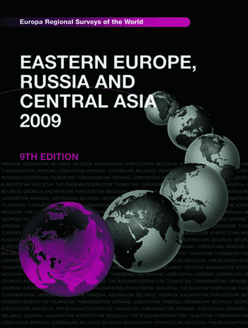 Eastern Europe, Russia and Central Asia 2009 book cover