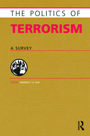 Politics of Terrorism A Survey book cover