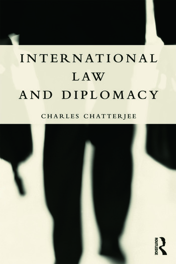 International Law and Diplomacy book cover