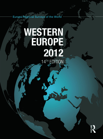 Western Europe 2012 book cover