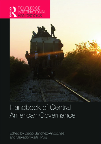 Handbook of Central American Governance book cover
