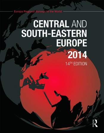 Central and South-Eastern Europe 2014 book cover